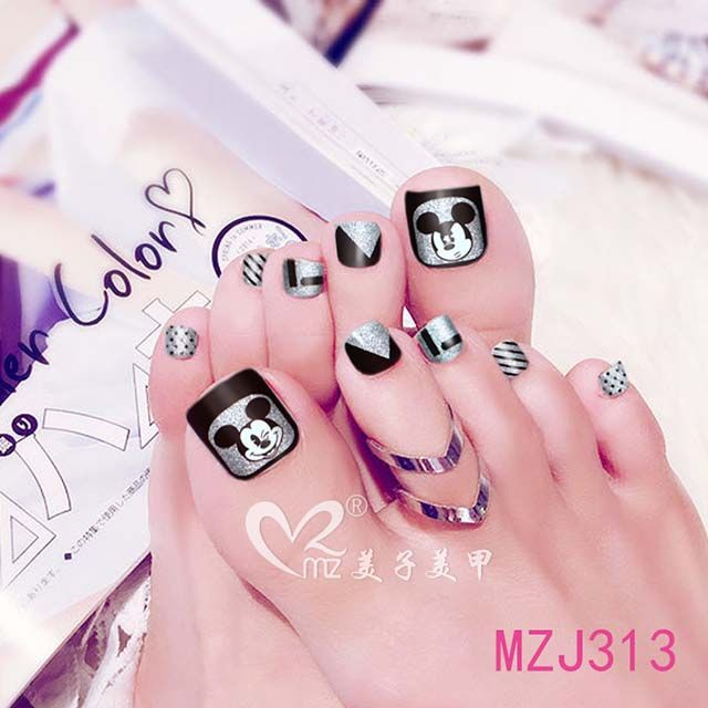 Toe Nail Stickers