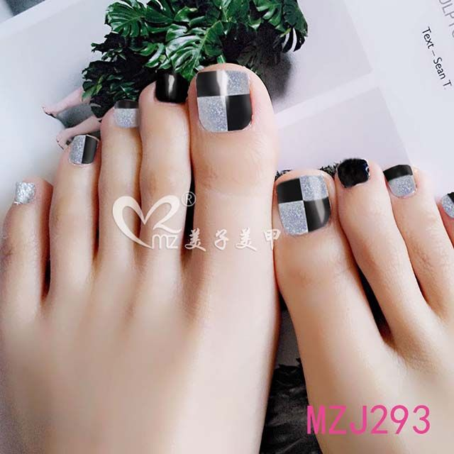 Toe Nail Stickers