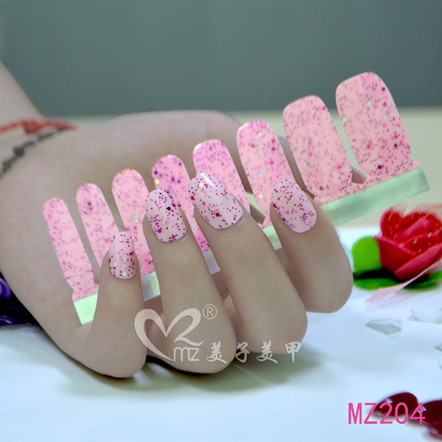 girls nail stickers
