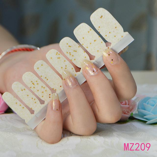 nail polish 美甲贴纸