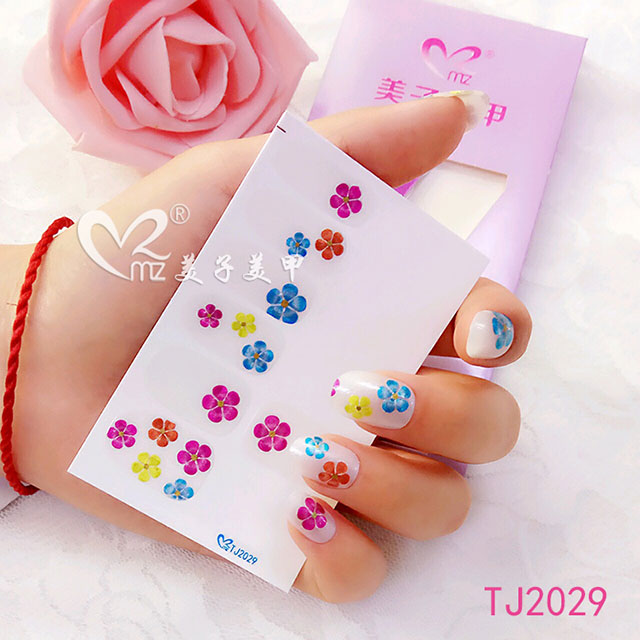 nail art stickers-TJ2029