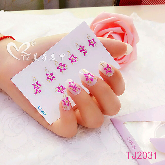 nail art stickers-TJ2031