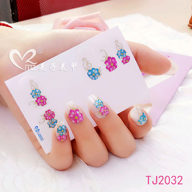 nail art stickers-TJ2032