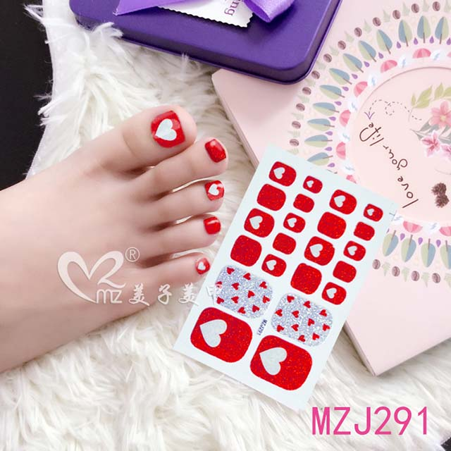 Toe nail applique wholesale