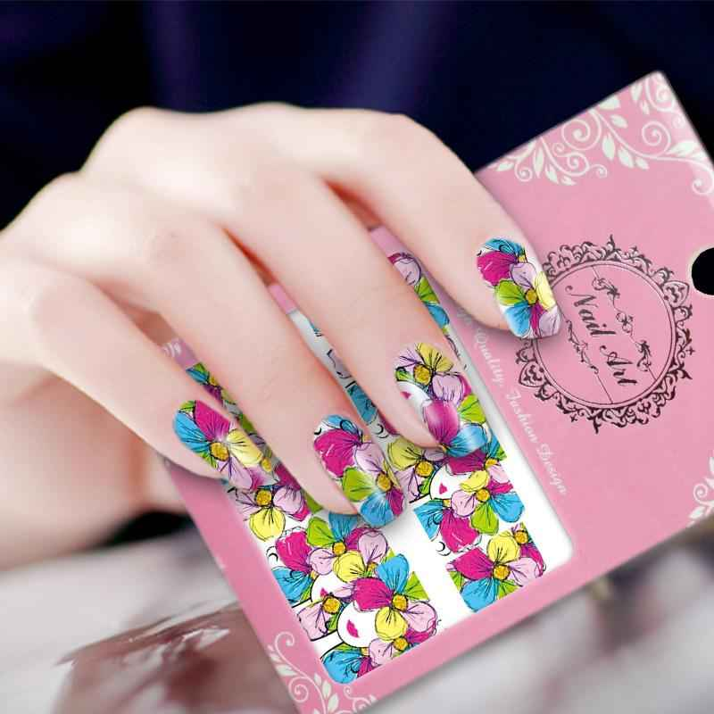 Wholesale Nail Water Decals